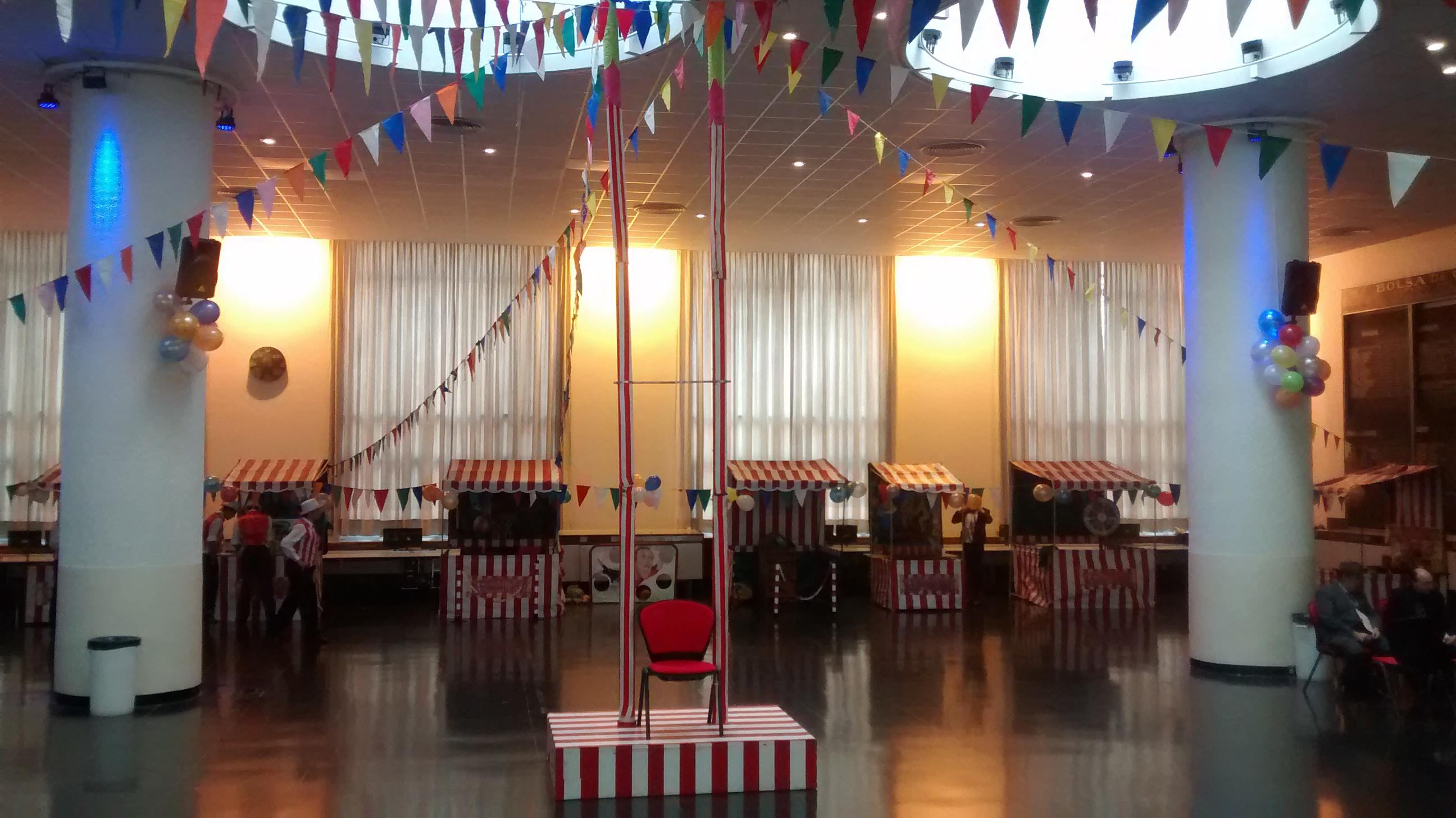 Mega Gran Kermesse Dia Del Nino Kermesse Time Puestos Y Juegos