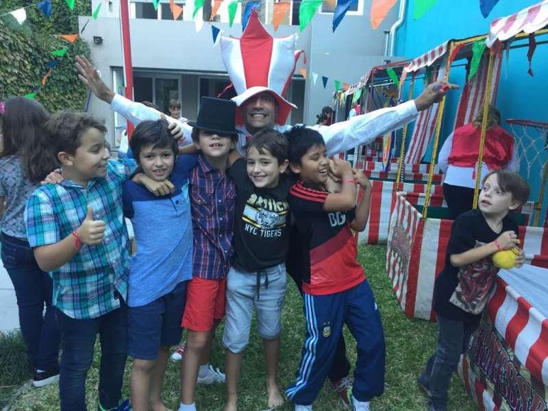 Kermesse Cumple Infantil Kermesse Time Puestos Y Juegos De
